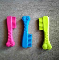 Игрушка - чистка зубов