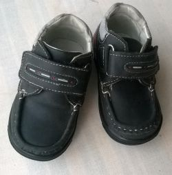Boots dark size 22