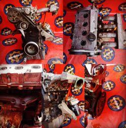 Двигатель AMB 1.8 и навесное