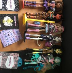 Doll Monster High