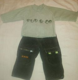 Suit for boy 1,5-2 years