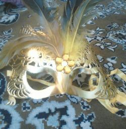 New Year's mask
