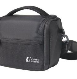Τσάντα ώμου Kani NL-012 (Μαύρο)