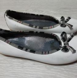 Туфли новые натуральная кожа Котофей, размер 33