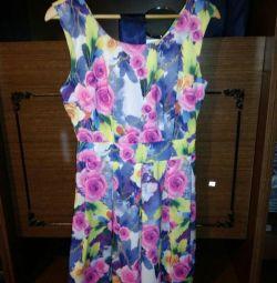 Dressy summer dress