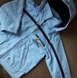 Летняя куртка  ветровка