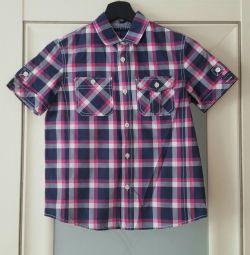 Shirt în vara cusca