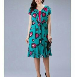 Șifon rochie r. 54
