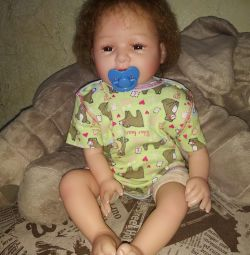 Reborn doll 55 cm in stock !!!
