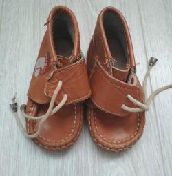 Παπούτσια USSR μέγεθος 17-19