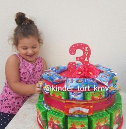 Cake to kindergarten