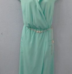 Menthol dress.