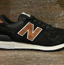 Νέα παπούτσια νέων ανδρών 1400 νέων ανισορροπιών