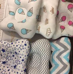 New orthopedic pillows for newborns