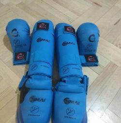 Set de protecție pentru mână și picior