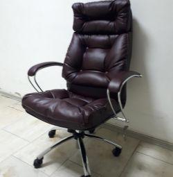 Καρέκλα της κεφαλής του δέρματος κλαρέ LK-14