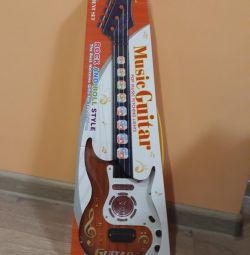 Παιδική μουσική κιθάρα