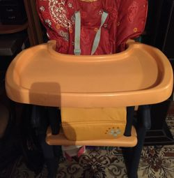 Chairs for baby feeding
