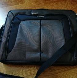 Notebook çantası neredeyse 18