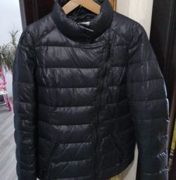 Youth imported down jacket size s