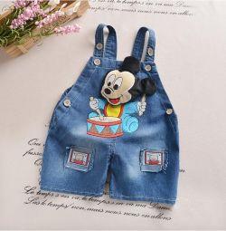 Baby Mickey Shorts