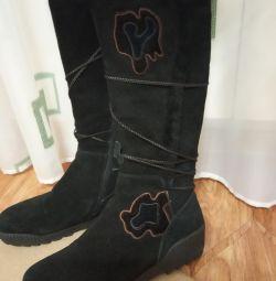 Нові чоботи 40 розміру