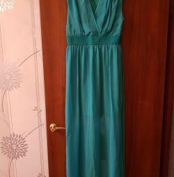 Платье женское, шифон