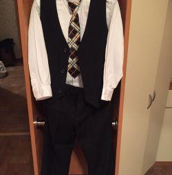 Erkek için kostüm CLEVERLY