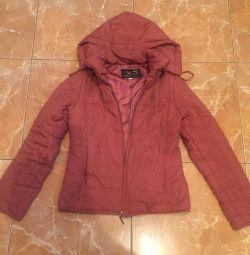 Sports jacket down jacket