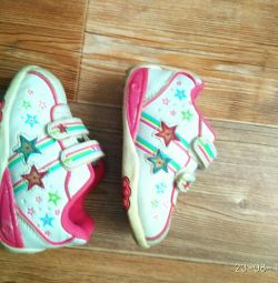 Sneakers for children 12.5 cm