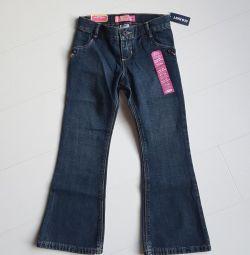 Jeans Old Navy pe 5 t. nou