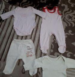 Îmbrăcăminte pentru nou-născut.