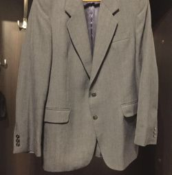 Men's two - jacket and vest