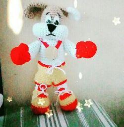 Боксер - чемпион