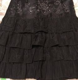 Skirt for a girl 5-7 years old