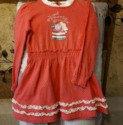 Симпатичне плаття для дівчинки.