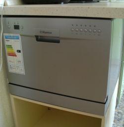Πλυντήριο πιάτων Hansa ZWM526SW