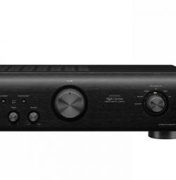 Новый,гарантия год Denon PMA-520AE Black усилитель
