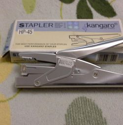 Stapler up to 30 sheets new