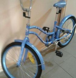Yeni bisiklet