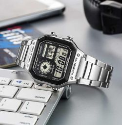 Mens Watch Casio AE-1200WHD-1A