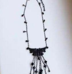 Эксклюзивное украшение - колье Бабочка. Обмен.