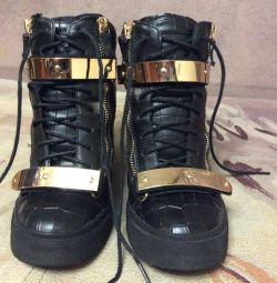 Παπούτσια Giicke Zanotti Snickers