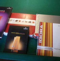 Catalog de coloranți pentru păr. SCHWARZKOPF