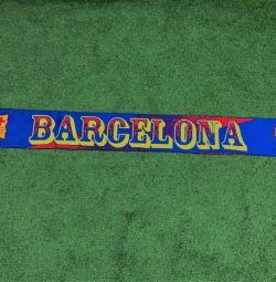 Eșarfă de fotbal din Barcelona