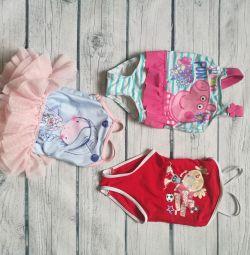 Παιδικά μαγιό από 6-18 μήνες