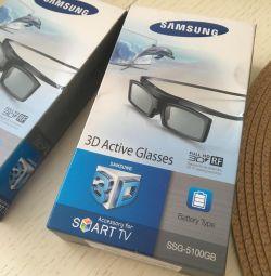 3D-очки для ТВ Samsung SSG-5100GB - 2 пары