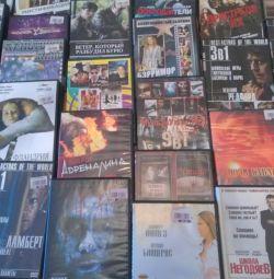 DVD yabancı filmler
