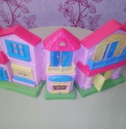 Children's toy house