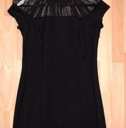 Chanel tarzında elbise yeni